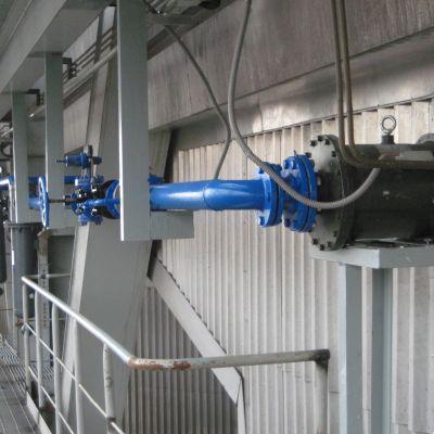 声波吹灰器的工作原理及安装方法