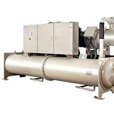 冷水机组保养维护及常见故障的分析