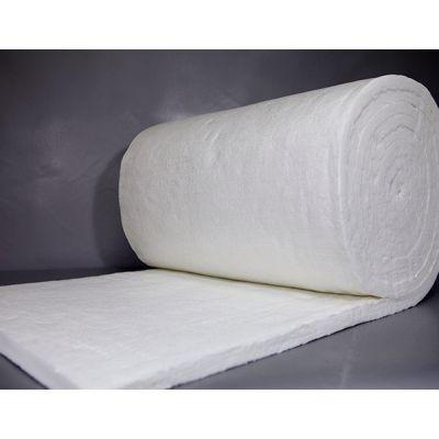 高温炉窑炉炉膛用平铺毯耐火陶瓷纤维毯