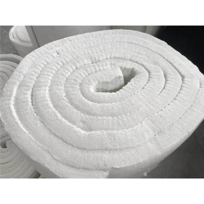 高温炉用保温平铺毯陶瓷纤维毯山东生产厂家