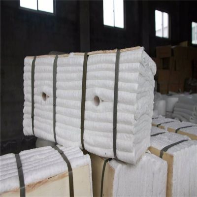 辊底式均热炉耐火保温棉块陶瓷纤维模块