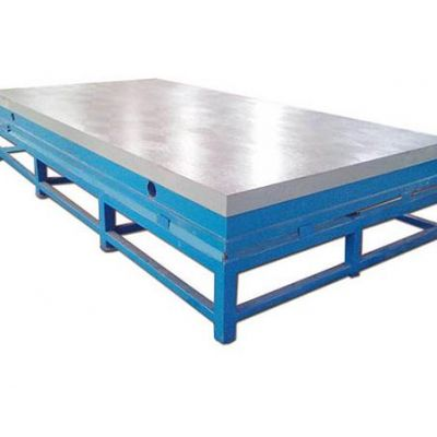 焊接平板厂价直营/久丰量具售后三包——铸铁焊接平台