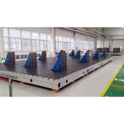T型槽平台订制加工/久丰量具质量保证——铸铁T型槽平板