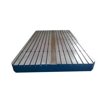 T型槽平台订制加工/久丰量具值得信赖——T型槽平板