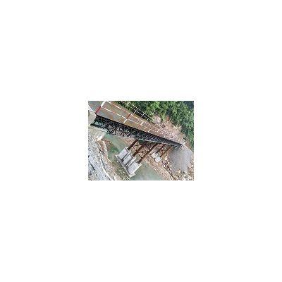 辽宁钢便桥厂家「沧顺路桥工程」贝雷桥/优良选材