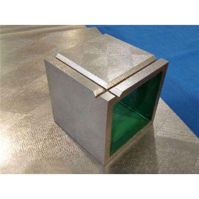 山东检验方箱生产厂家/华港机械--铸铁方箱