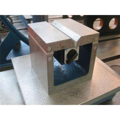 铸铁方箱生产厂家/华港机械铸造--T型槽方箱