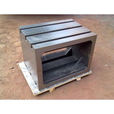 陕西铸铁方箱现货供应/华港机械--检验方箱