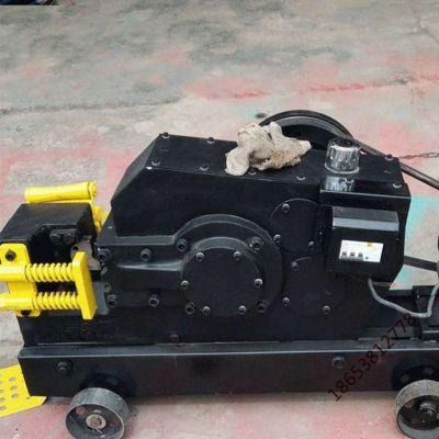 GQ60钢筋切断机厂家直销 鸿奕60型钢筋切断机