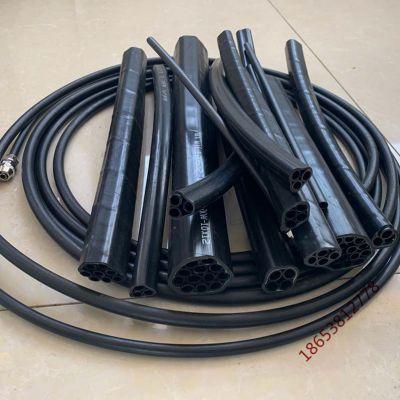 矿用束管的作用 聚乙烯束管颜色为黑色