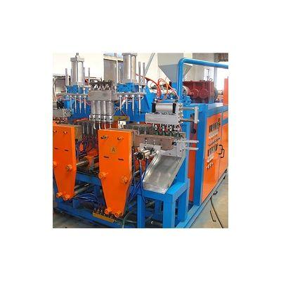 甘肃全自动吹瓶机生产商/河北沧海智能科技/厂家生产中空吹塑机