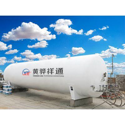 湖北二氧化碳储罐制造|百恒达祥通机械供应LNG储罐