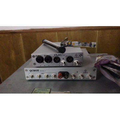 CLIO11 QC版电声测试仪