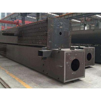 青海彩钢钢结构施工~新顺达钢结构公司工程设计箱型柱