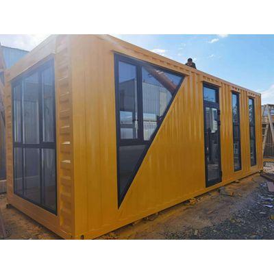 山西集装箱房加工-乌鲁木齐新顺达彩钢厂家订做集装箱房