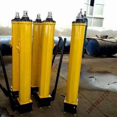 鸿奕牌YT4-8A液压推溜器技术特征 手动液压移溜器