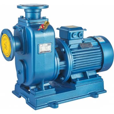 卧式直连排污泵供应式污水泵大流量zw无堵塞自吸泵三相不锈钢