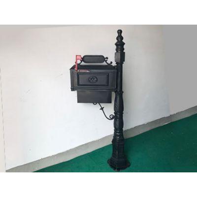 湖南挂墙式信报箱加工/泊头市韩集兴达铸造厂