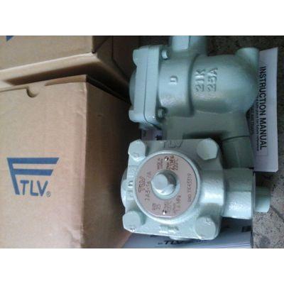 日本TLV原装进口浮球式蒸汽疏水阀J3X/5X