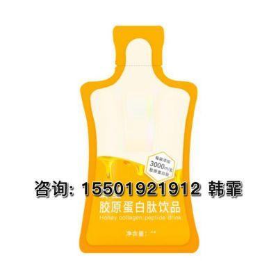 代加工生产蜂蜜胶原蛋白肽口服液,小分子多肽饮品加工厂家