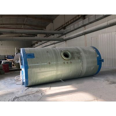 宁夏一体化提升泵制造_河北妍博环保加工雨污水一体化泵站